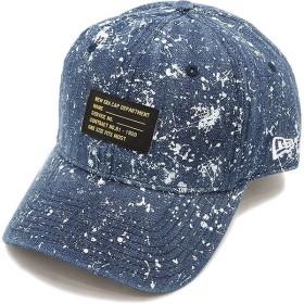 NEWERA ニューエラ キャップ New Era 9THIRTY スプラッシュプリント ベースボールキャップ 帽子 ウォッシュドデニム/スノーホワイト  11404619 SS17
