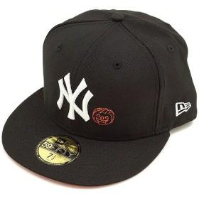 ニューエラ NEWERA キャップ 59FIFTY ニューヨーク・ヤンキース ハロウィン BLK/WHT  N0022472 SS14/NEWERA