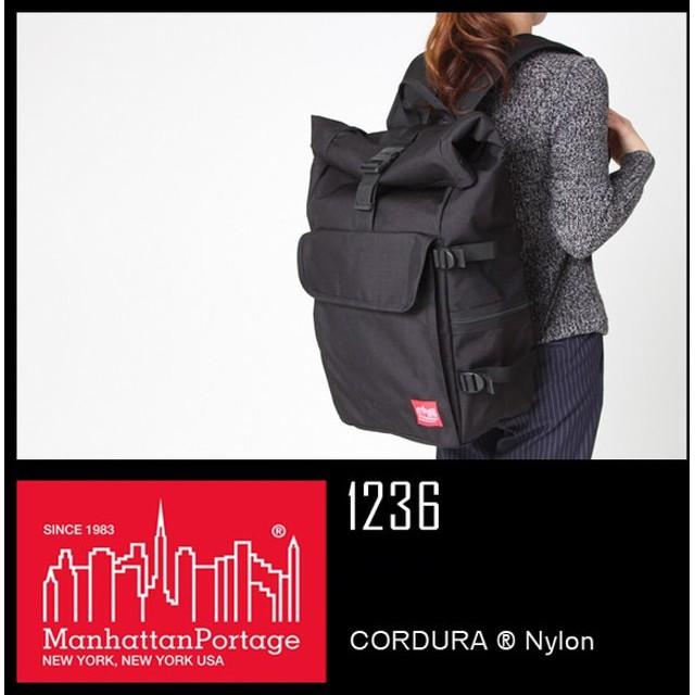 追加最大+23%|マンハッタンポーテージ リュック バックパック レディース メンズ Manhattan Portage MP1236