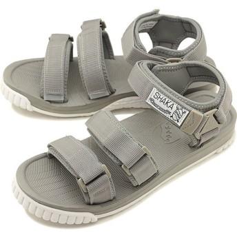 SHAKA シャカ サンダル 靴 メンズ・レディース NEO BUNGY ネオ バンジー GREY  SK433104 SS19