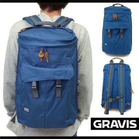 グラビス GRAVIS バッグ ネオ  バックパック リュック デイパック TRUE-BLUE  12867101-437 SS15