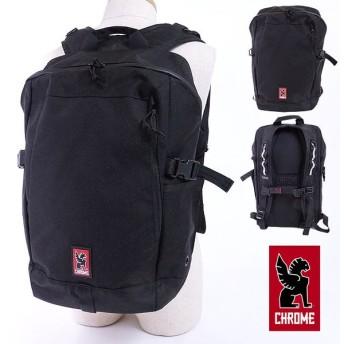 CHROME クローム バッグ ROSTOV ロストフ  バックパック リュック デイパック BLACK/BLACK  BG187BKBK