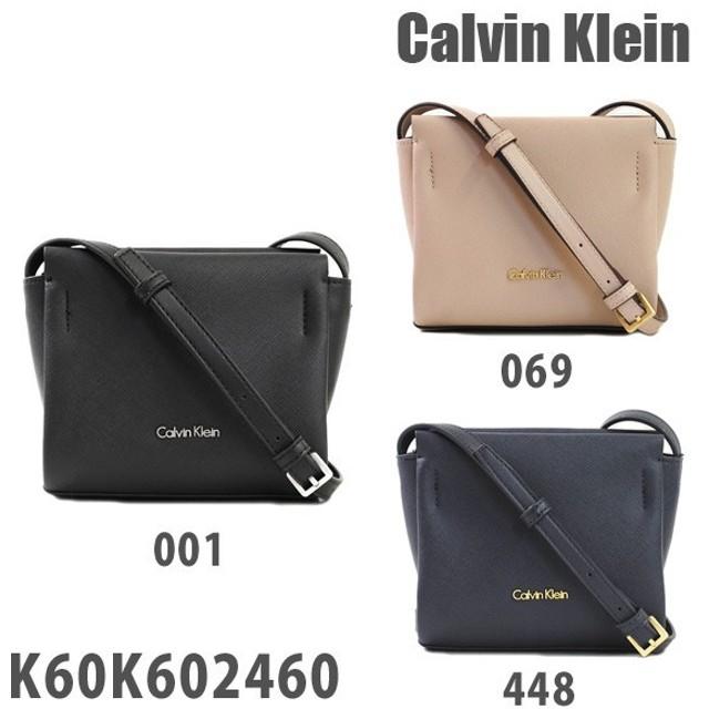 カルバンクライン バッグ Calvin Klein K60K602460 001 069 448 ショルダー バッグ M4RISSA MINI CROSSBODY レディース PVC