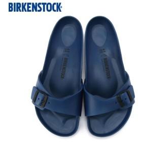 ビルケンシュトック BIRKENSTOCK マドリッド EVA MADRID 128171 メンズ レディース サンダル ネイビー