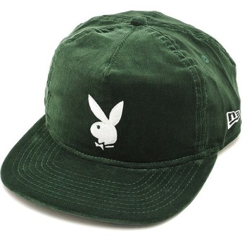NEW ERA×PLAYBOY GOLFER VELVET キャップ