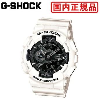【国内正規品】 CASIO(カシオ) G-SHOCK(Gショック)GA-110GW-7AJF 時計 腕時計