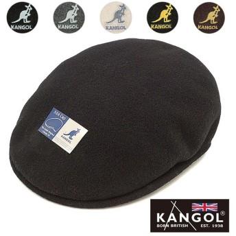 カンゴール ハンチング ウール504 KANGOL メンズ レディース帽子 Wool 504 197169001 FW19