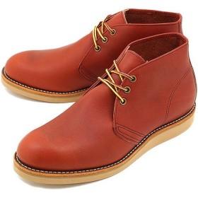 ポイント15倍 REDWING レッドウィング ブーツ クラシック ワーク ワークチャックブーツ ORO-RUSSET PORTAGE RED WING