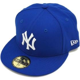 NEWERA ニューエラ NEWERA キャップ MLB カスタム 59FIFTY ニューヨーク・ヤンキース ブライトロイヤル/ホワイト  11308560