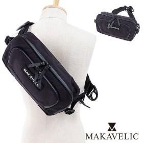 MAKAVELIC マキャベリック ウェストバッグ ボディーバッグ TRUCKS DA MOVE メンズ・レディース  3107-10302 SS18