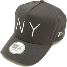 ニューエラ ニューヨークシティ キャップ NEWERA メンズ レディース 9FORTY D-Frame NY GRA/S.WHT  11230387 SS16