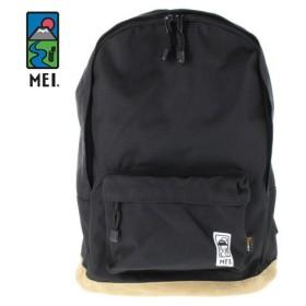 MEI メイ エムイーアイ MEIB-130 ブラック デイパック リュック バッグ