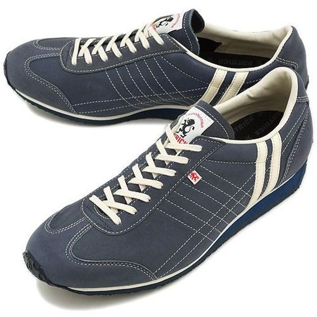パトリック PATRICK スニーカー 靴 パミール・シープ NVY 524632