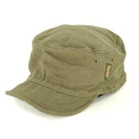 ファッティー Phatee HALF CAP CANVAS BEIGE ハーフキャップキャンバス ベージュ キャップ 帽子