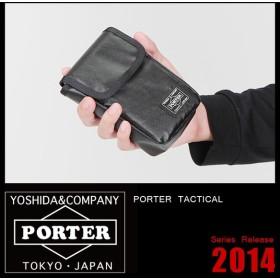 本日最大P22倍 PORTER 吉田カバン ポーター ポータータクティカル ポーチ 654-07079 吉田カバン 新作 2014 メンズ レディース