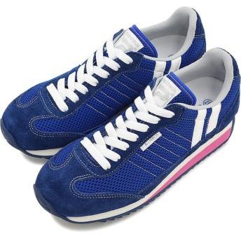 パトリック PATRICK メンズ レディース スニーカー 靴 クール・マラソン BLU  527202 SS15Q2日本製 Made in Japan