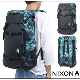 ニクソン リュック NIXON バッグ ランドロック バックパック2 デイパック H20/BLACK  NC19531700-00 SS14