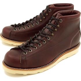 チペワ 5インチ ブリッジマン ブーツ CHIPPEWA メンズ 革靴 5-inch bridgemen boots EEワイズ コードバン  CP1901G38 FW16