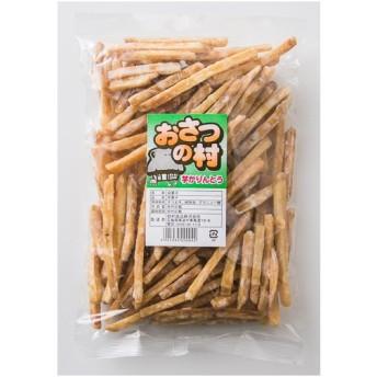 (尾道田村食品)いもかりんとう おさつの村 340g×10袋 芋菓子|73768|