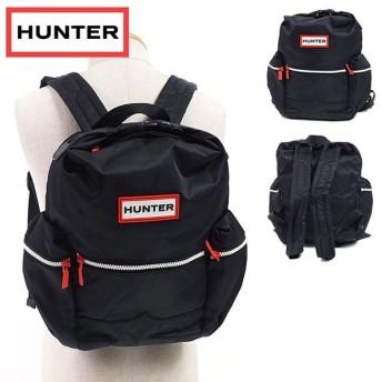ハンター HUNTER オリジナル トップクリップ ミニ バックパック ナイロン リュックサック メンズ レディース バッグ かばん ブラック  UBB6018ACD-BLK FW18