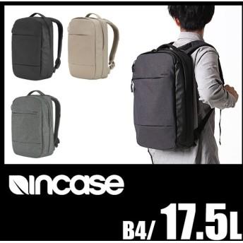 対象店|最大P27倍 【在庫限り】インケース シティバックパック リュック デイパック City Compact Backpack 17.5L メンズ レディース Incase