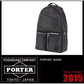 追加最大+34% 1/21まで|吉田カバン ポーター ボンド リュック ビジネスリュック メンズ B4 PORTER 859-05612
