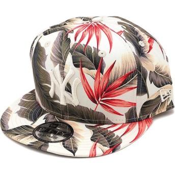 NEWERA ニューエラ キャップ 9FIFTY NY BOTANICAL CAP ニューヨーク ヤンキース ボタニカル 帽子 ホワイトボタニカル 11404586 SS17