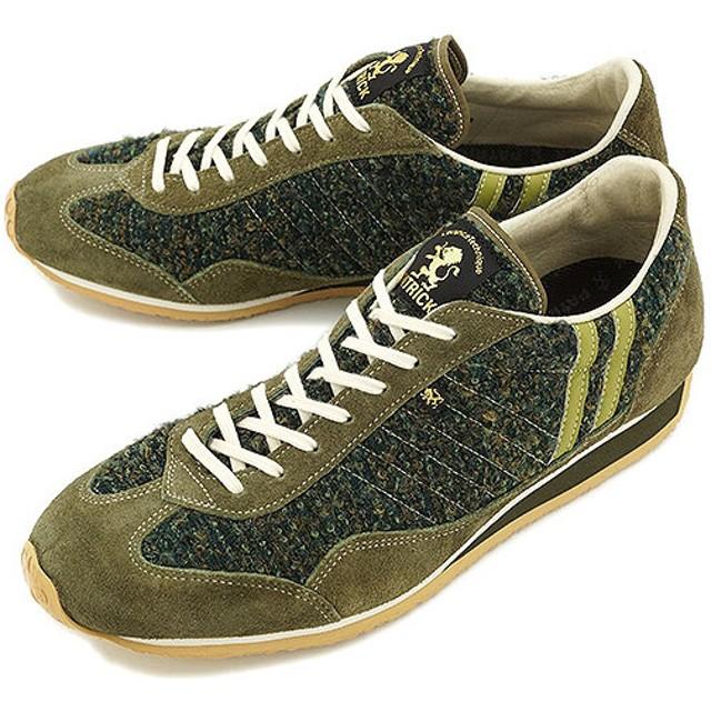 PATRICK パトリック スニーカー 靴 スタジアム・ツイード KKI 525568 FW13