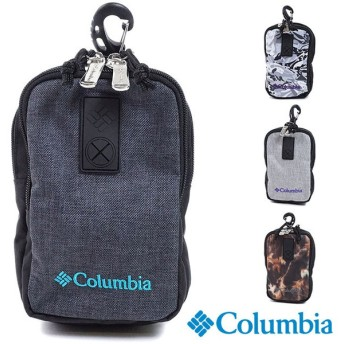 Columbia コロンビア ポーチケース NIOBE VI ナイオベ6 PU2012 FW17