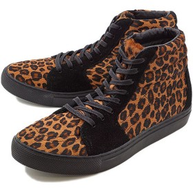 VANS バンズ スニーカー No.6 スケートハイ  HAIR LEATHER/ITALIAN SUEDE LEO V6038 FW13