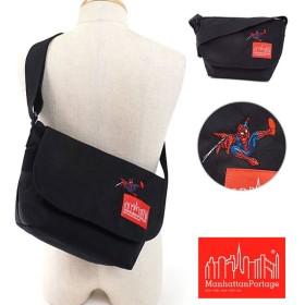 Manhattan Portage マンハッタンポーテージ MARVEL SPIDER-MAN マーベル スパイダーマン Casual Messenger Bag MP1605JRSPIDERMAN FW17
