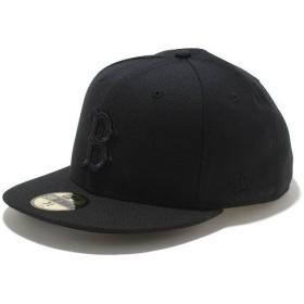 NEWERA ニューエラ キャップ MLB カスタム 59FIFTY ボストン・レッドソックス ブラック/ブラック(N0001578 SC)(NEW ERA)
