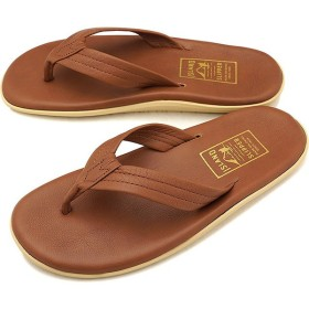 ISLAND SLIPPER アイランドスリッパ メンズ PT202 レザーサンダル 靴 トング ビーチサンダル 靴 WHISKY  PT202 SS18