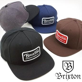 ブリクストン BRIXTON 帽子 GRADE SNAPBACK FW16