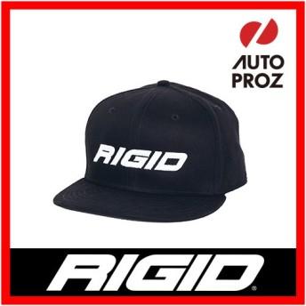 Rigid Industries 正規品 ロゴ入り ベースボールキャップ ブラック