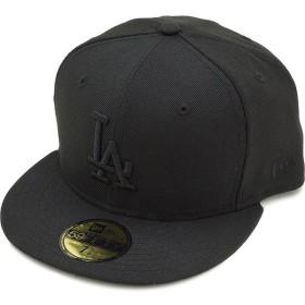 NEWERA ニューエラ NEWERA キャップ MLB カスタム 59FIFTY ロサンゼルス・ドジャース ブラック/ブラック  11308637