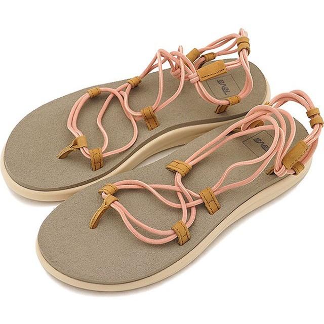 日本正規品 Teva テバ レディース サンダル 靴 WMNS Voya Infinity ボヤ インフィニティー TPCH ピンク  1019622 SS18