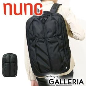 ヌンク リュック nunc バッグ バックパック Traveler's Backpack PC 3WAY メンズ レディース NN001010