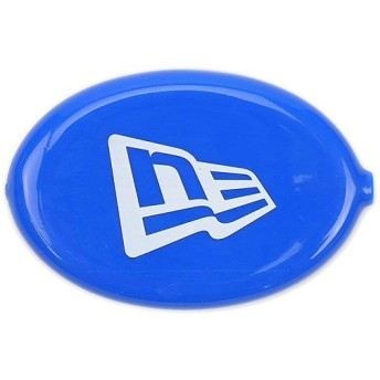 【メール便可】NEWERA ニューエラ COIN CASE コインケース フラッグロゴ ブルー N0009118 NEW ERA