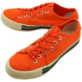 リズムフットウェア Rhythm Footwear RFW スニーカー サンドウィッチ ロー ヘリテージ2 Orange R-1232014