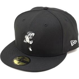 NEWERA ニューエラ キャップ New Era 59FIFTY DISNEY ベースボールキャップ 帽子 ブラック/Sホワイト 11559086 SS18