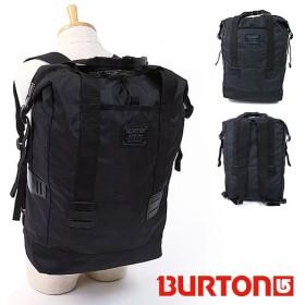 バートン ティンダートート 3WAYバッグ BURTON トートバッグ バックパック デイパック ショルダーバッグ 25L True Black