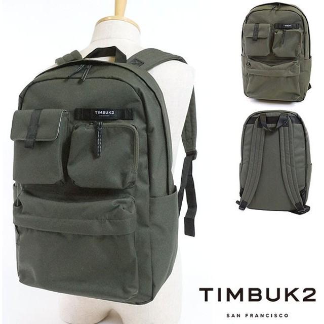 TIMBUK2 ティンバック2 バックパック Ramble Pack ランブルパック リュックサック デイパック Army  1736-3-6634 SS17