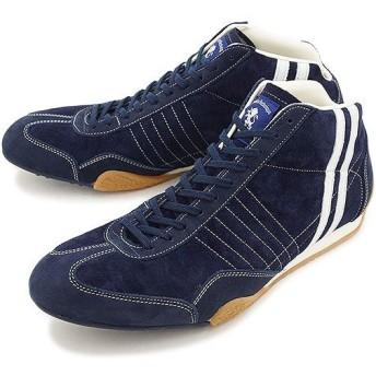 パトリック PATRICK メンズ レディース スニーカー 靴 JET-H/P ジェット・ハイピッグ NVY  526752 FW14Q4