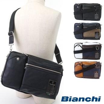 ビアンキ メンズ レディース Bianchi 3WAボディバッグ TBPI-06 SS16