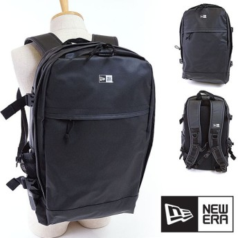 NEWERA ニューエラ キャップ バッグ ターポリン スマートパック 鞄 バックパック リュックサック ブラック/リフレクトシルバー 11404149 SS17