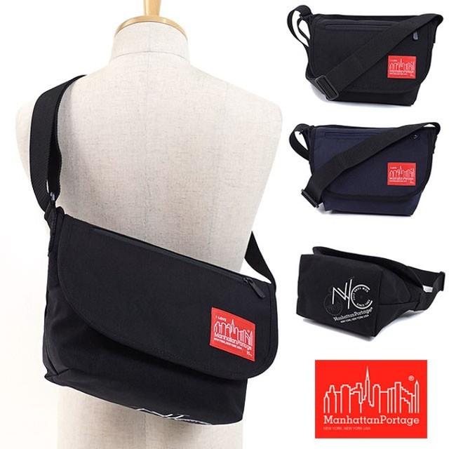 マンハッタンポーテージ Manhattan Portage カジュアル メッセンジャーバッグ NYC Casual Messenger Bag ショルダーバッグ MP1605JRNYC18SS SS18