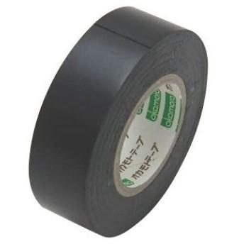 ビニールテープ オカモト No.470 19mm×10m 黒