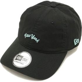 NEWERA ニューエラ キャップ 帽子 9THIRTY MINILOGO CITY NY ミニロゴ シティー ニューヨーク BLK/SGL NEW ERA  11480328 FW17
