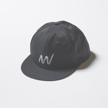 ミーンズワイル meanswhile High Density Smooth B.B Cap Steel ハイデンシティスムース BB キャップ 帽子 野球帽
